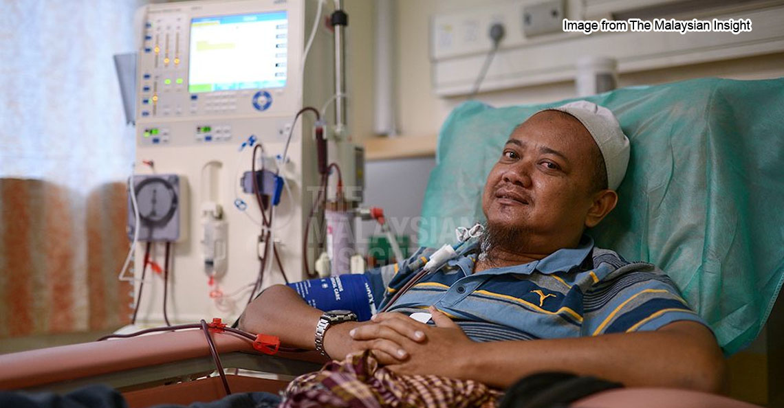 100,000 Malaysians will be on dialysis by 2020  Here's how we can