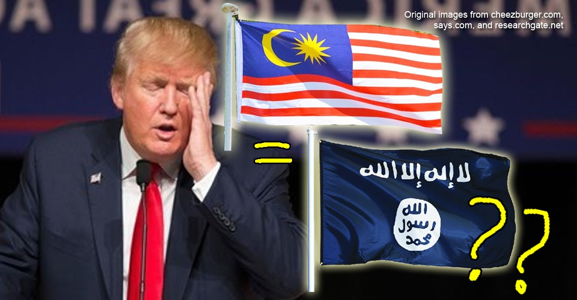 Malaysia Us Flag Isis Featured Image 1