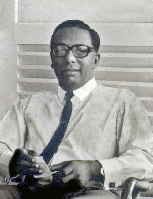 The late D.R. Seenivasagam. Img from www.ipohworld.org