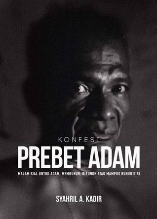 konfesi prebet adam book
