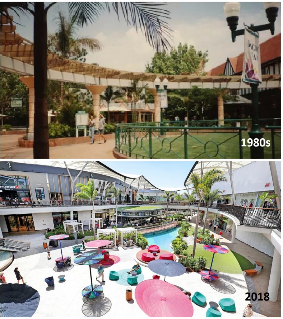 pacific mall 1980s to 2018