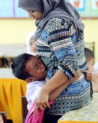 Have you cried like this before? Image by Ezairi Shamsudin via New Straits Times