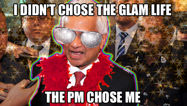 Scandalous! Img from FMT.