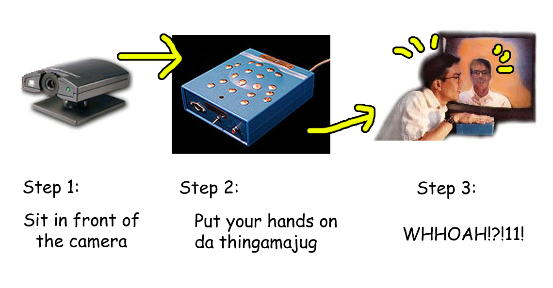 How to use the WinAura. Imgs taken from AuraPhoto.