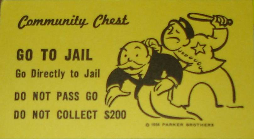 You thought Park Lane would be the only Monopoly reference here didn't you. Image from Monopoly Wikia
