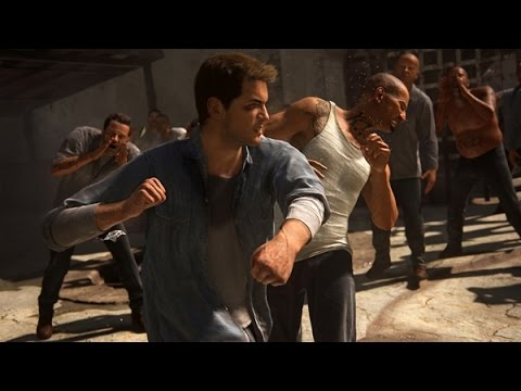 Screencapped from the PS4 game Uncharted 4: A Thief's End.
