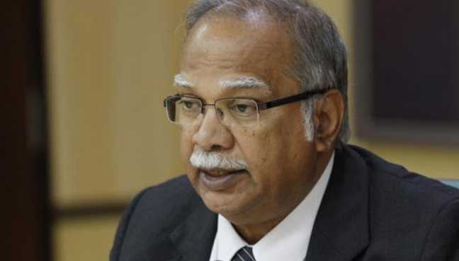 Prof Ramasamy. Image from Free Malaysia Today