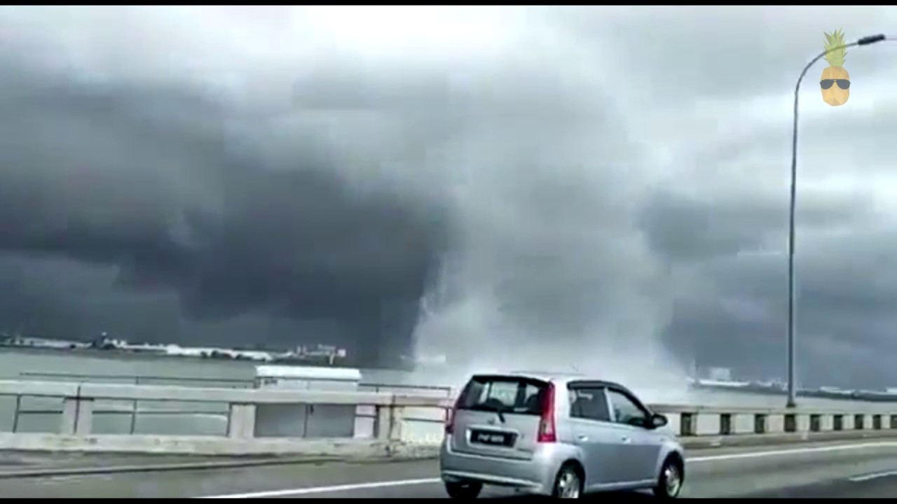 We might not have tornado but we have twisters. Image from YouTube