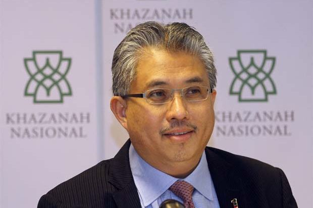 Azman Mokhtar, the now former managing director of Khazanah. Image from The Star