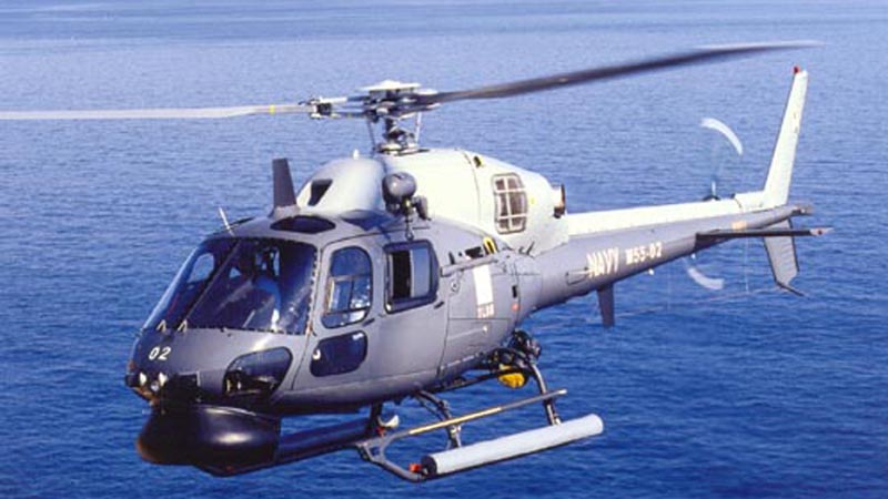 A Royal Malaysian Navy Fennec helicopter. Image from: askarsetia.blogspot.com