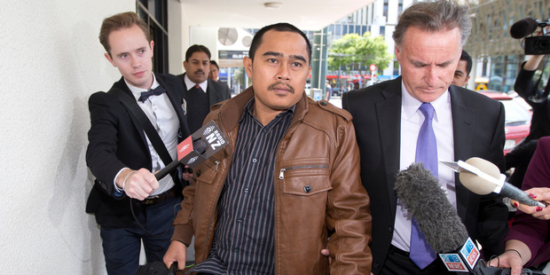 Muhammed Rizalman. Image from Otago Daily Times