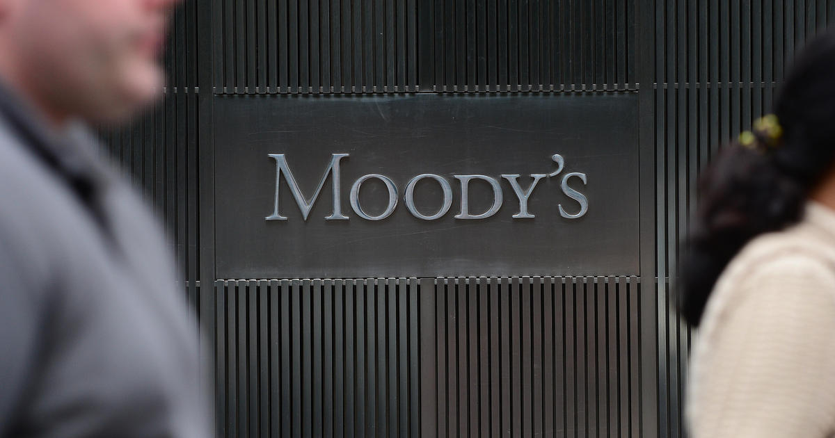 Moody's. Image from CBS News