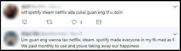 netflix tax claim