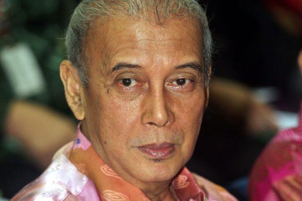 Tan Sri Abdul Rahim Thamby Chik. Image from The Star