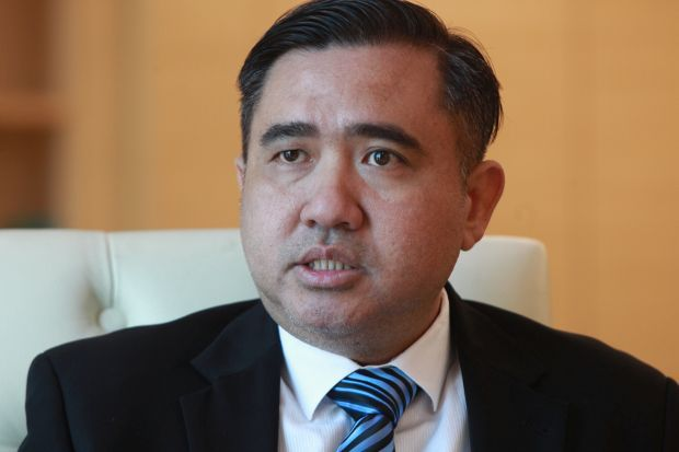 Anthony Loke. Image from The Star
