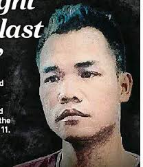Ruby Nyalu, one of the five loggers arrested by Indonesian armed forces. Image from: PressReader