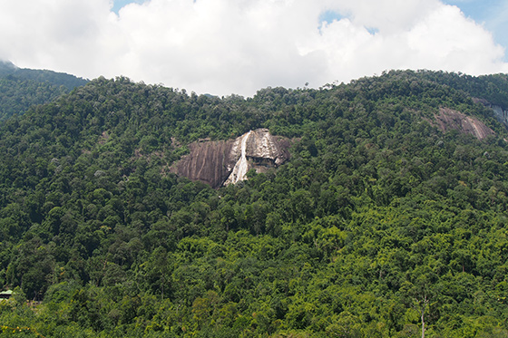 Gunung Stong State Park. Image from Wonderful Malaysia.