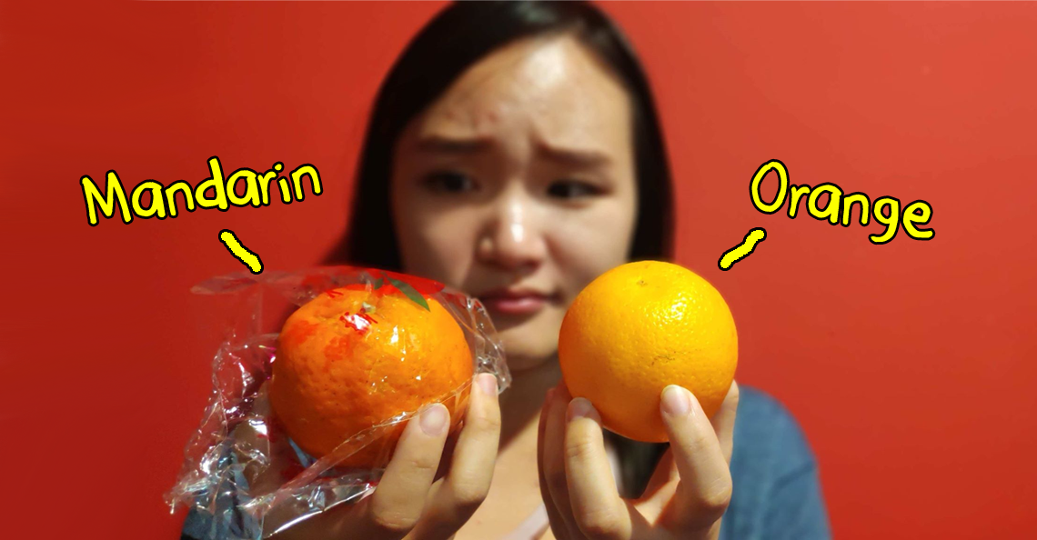Why do mandarins give you sore throats but oranges don't? We found out