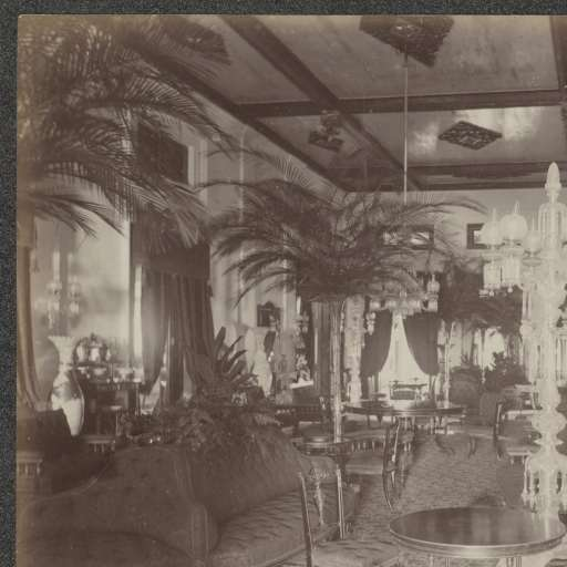 Check out this crib! The palace of the Sultan of Johor, 1870