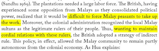 Cannot convince malay