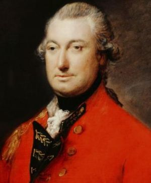 Lord Charles Cornwallis. Image from Concordia Intl School Shanghai.