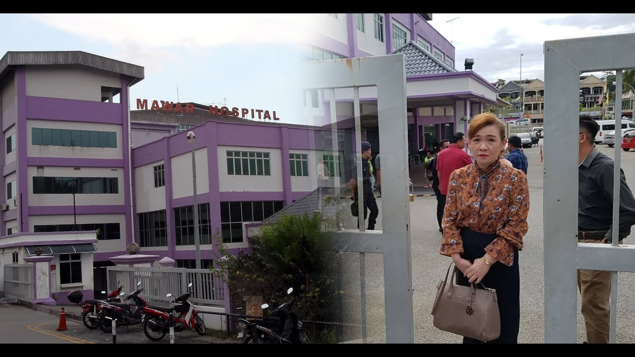 Mawar Haemodialysis Centre and the chairman, Datin Chua Lay Ping. Img from The Star Online's YouTube