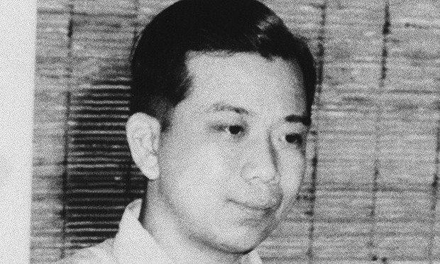 A young Chin Peng. Image from Orang Perak