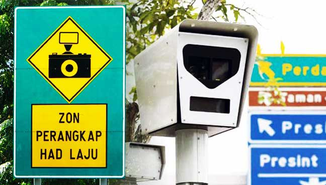 Yes... the AES is why you kena saman even when no traffic police around. Image via FMT