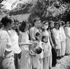 Comfort women from China and Malaya. Image from Wikipedia