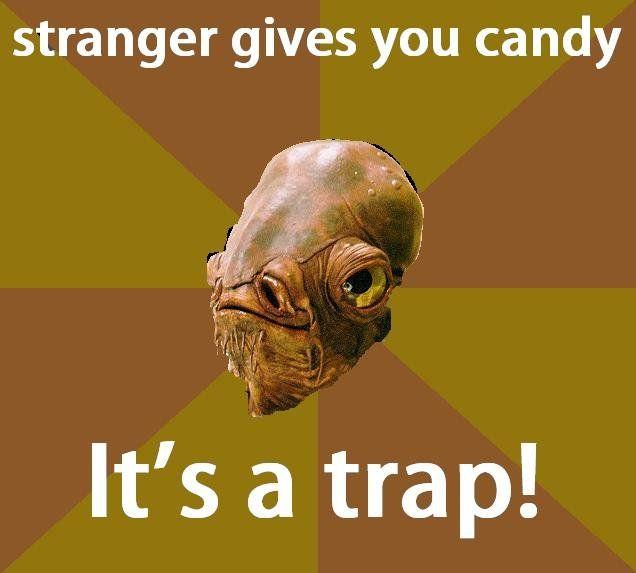 candy trap meme