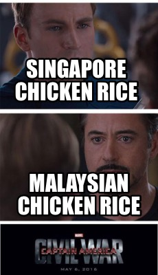 chicken rice meme