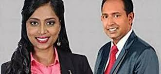 Geethanjali and Gnanaraja. Img from Kuala Lumpur Post