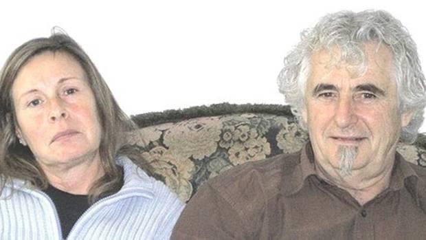 Sabine Merz and Jurgen Kantner. Image from Stuff NZ.