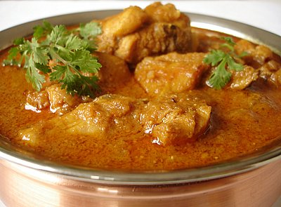 Look at this curry, and ask that again. Img from ResepMasakan.