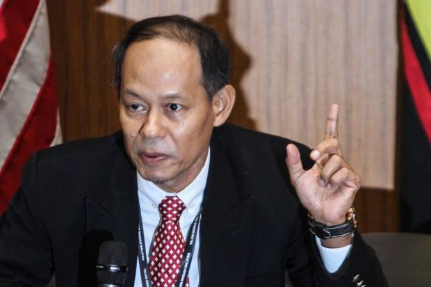 MACC chief commissioner, Datuk Seri Mohd Shukri Abdull. Img from The Star