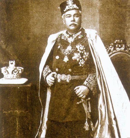 Sultan Abu Bakar, 1st Sultan of Modern Johor. Image from Berita Harian