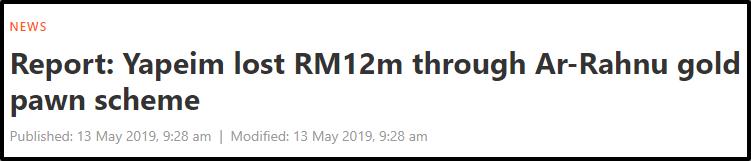 Screenshot from Malaysiakini