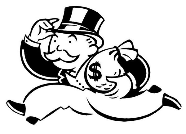 Did someone say... MONOPOLY? Image from SAIC
