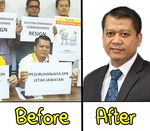 Images from The Malay Mail and Shahrul Aman's Facebook page.