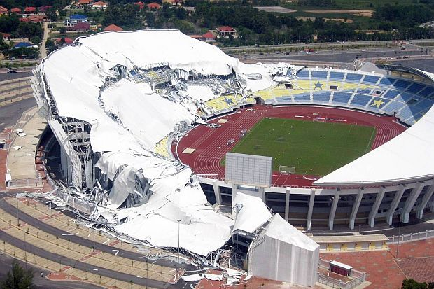 Just in case ugaiz don't remember how bad the collapse was. Img from The Star