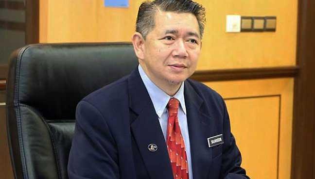 Datuk Salahuddin Ayub. Image from FMT