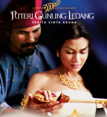 Or maybe in films that feature Hang Tuah. Img from ymkarenmmc2017's blogspot.