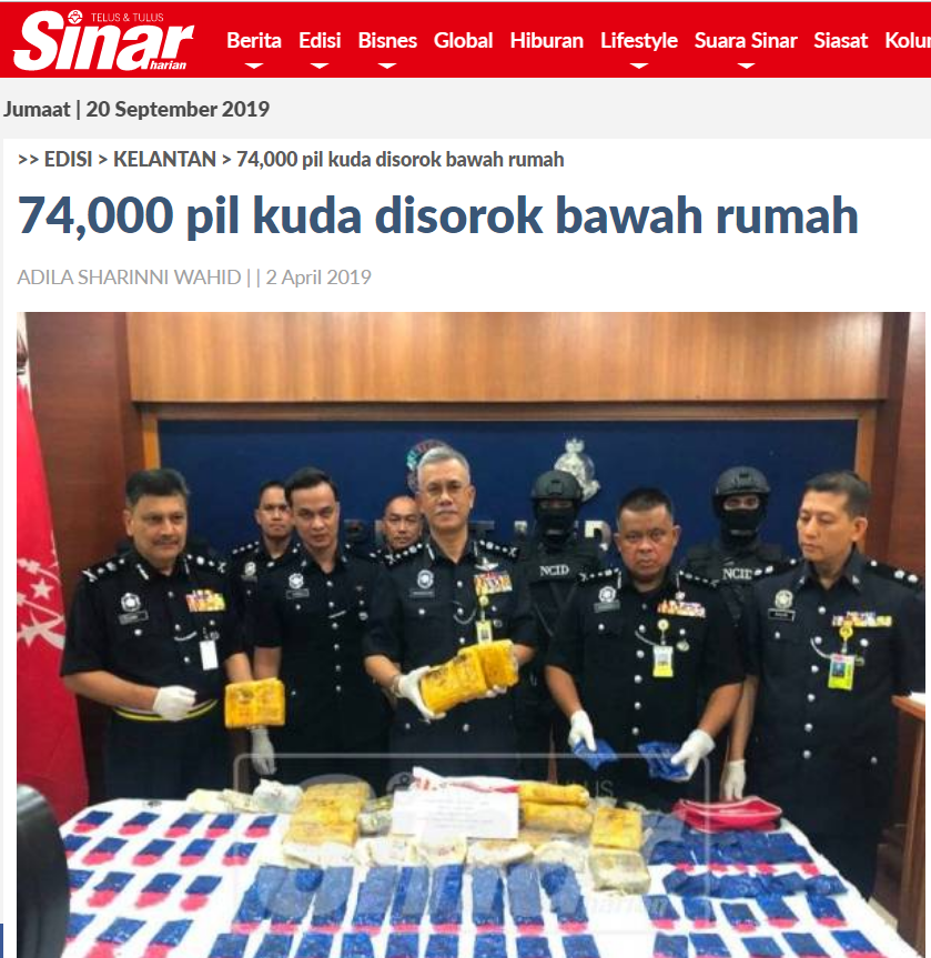 Image from: Sinar Harian