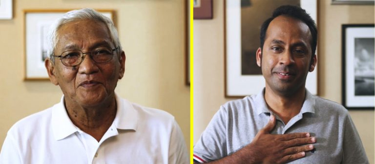 Mohd Arshad Raji and Haymasuthan.