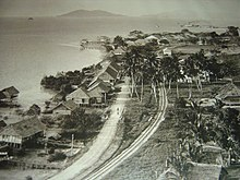 A scene in 1911 Jesselton. Img from Wikipedia.
