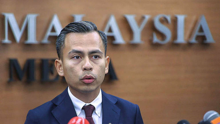 Fahmi Fadzil. Image from Sun Daily