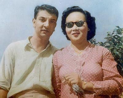 Eusoffe and his wife, Haseena. Img from wongchunwai.com