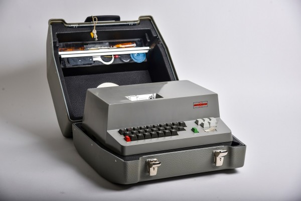 A Crypto AG device from back in the day. Image from The Washington Post