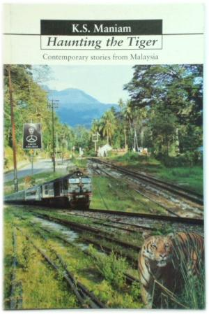 Haunting the Tiger. Img from abebooks.com