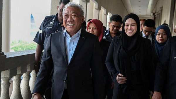 Bung Mokhtar himself is currently facing corruption charges. Image from The Sun Daily